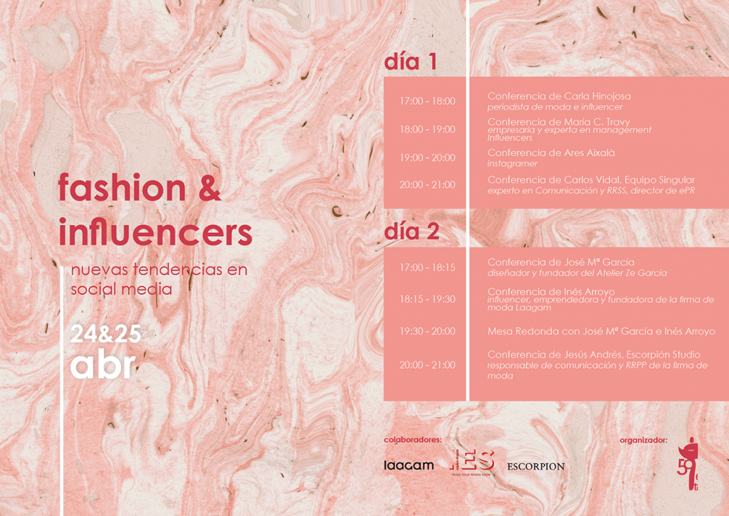Workshop Fashion & Influencers